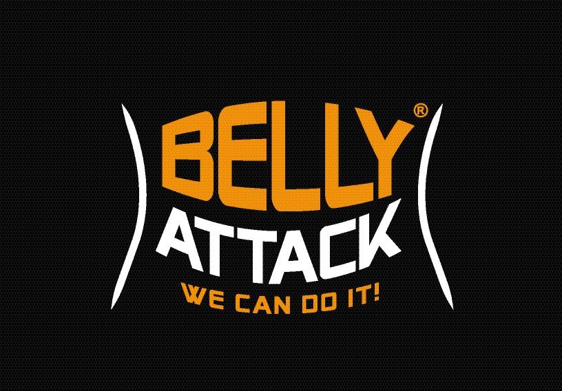 Verlies 2 kledingmaten met Belly Attack!