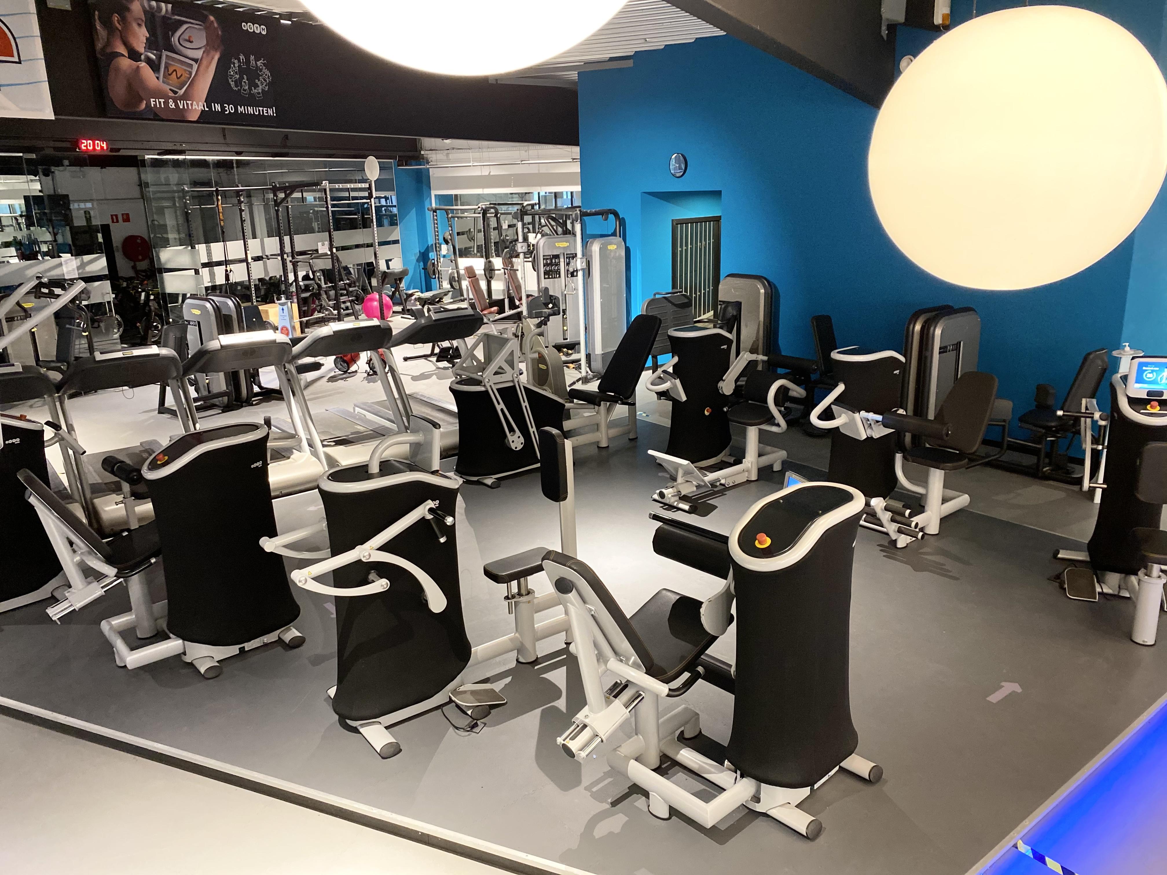 7 Dagen Gratis Fitness